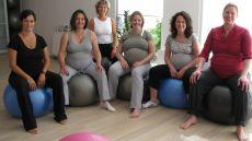 Pilates en zwangerschap