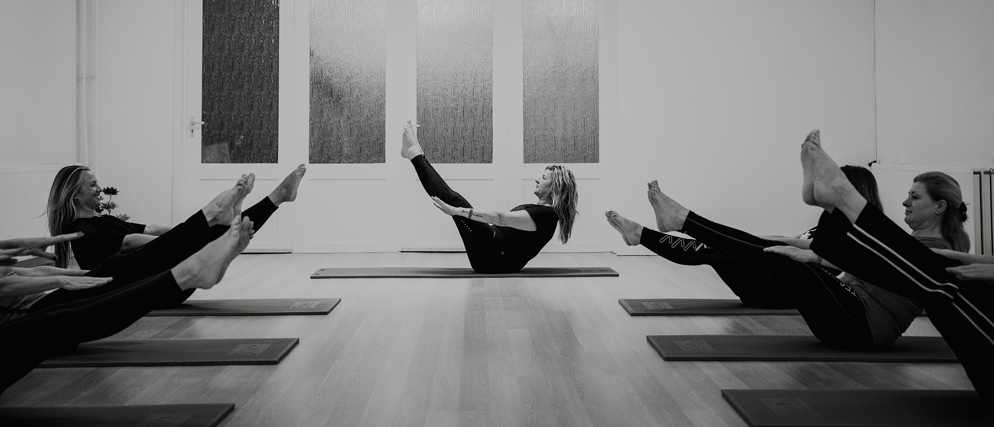 Pilates Studio Leiden lesvormen