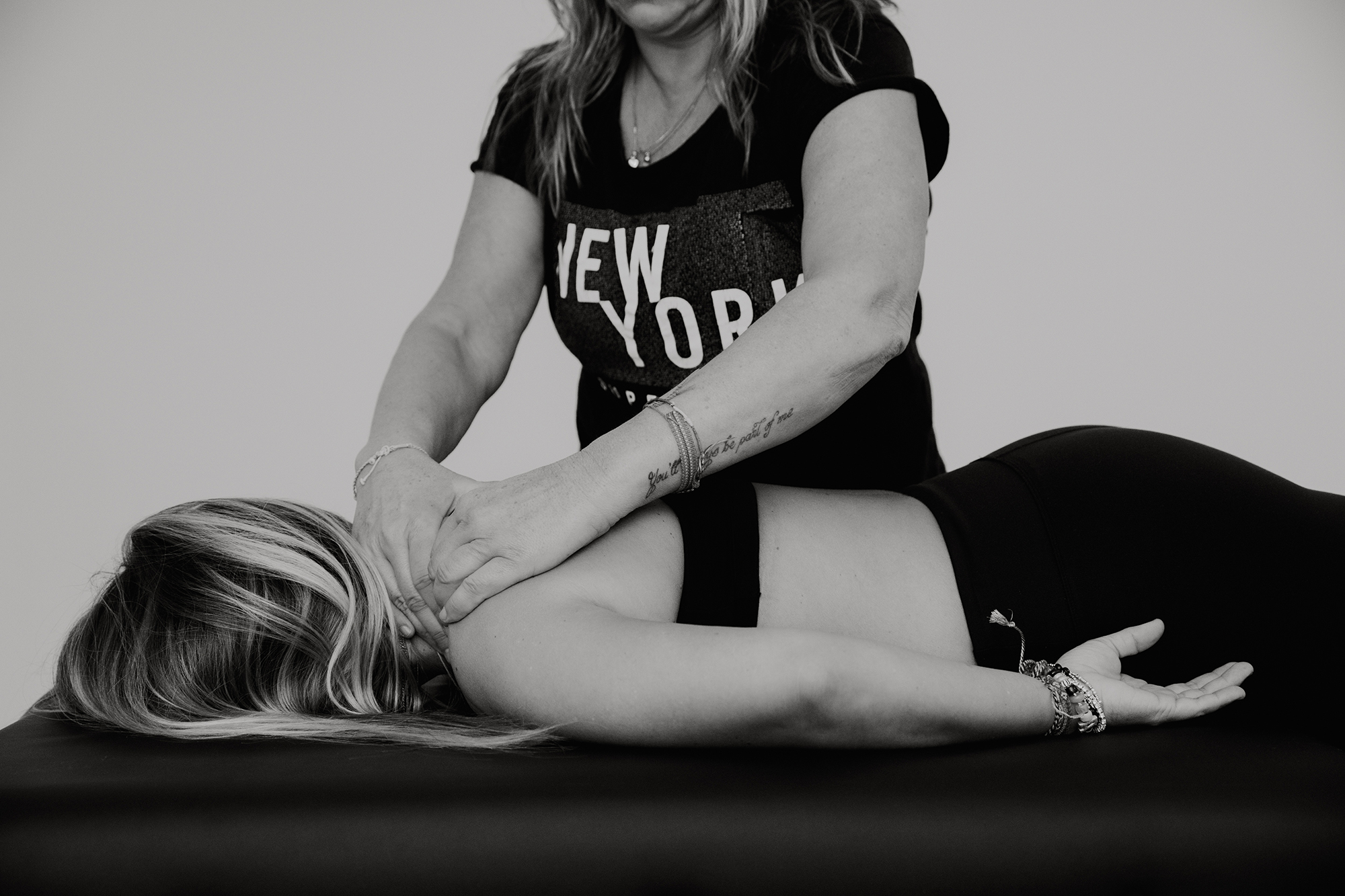Pilates Studio Leiden massage