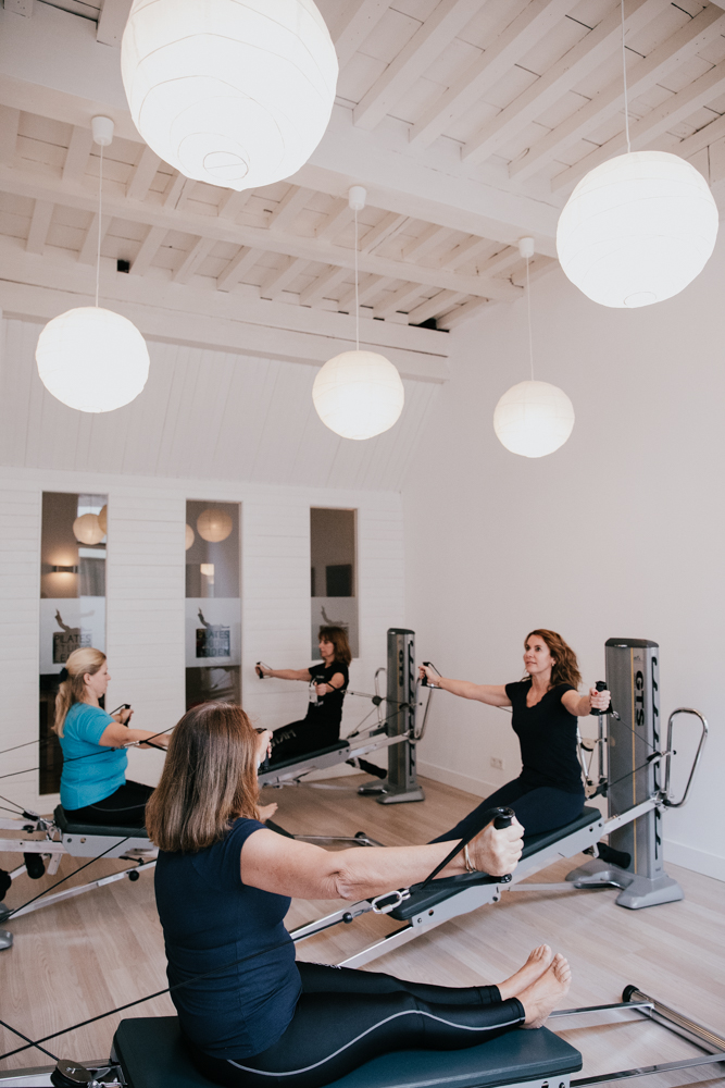 gravity Pilates Studio Leiden
