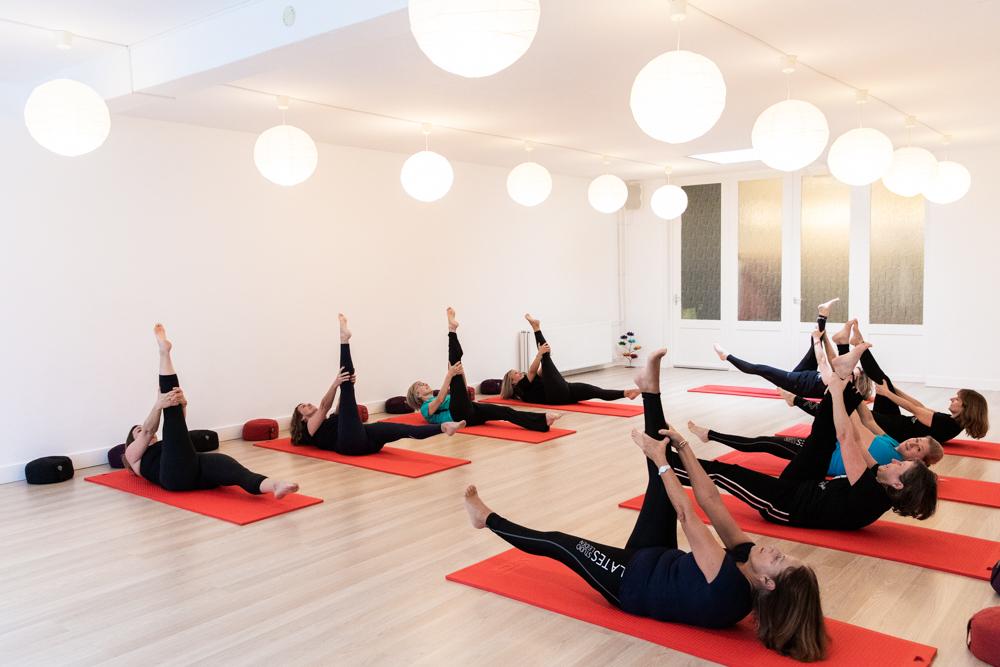 Pilates bij Pilates Studio Leiden