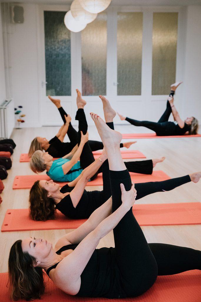 Pilates Studio Leiden contact