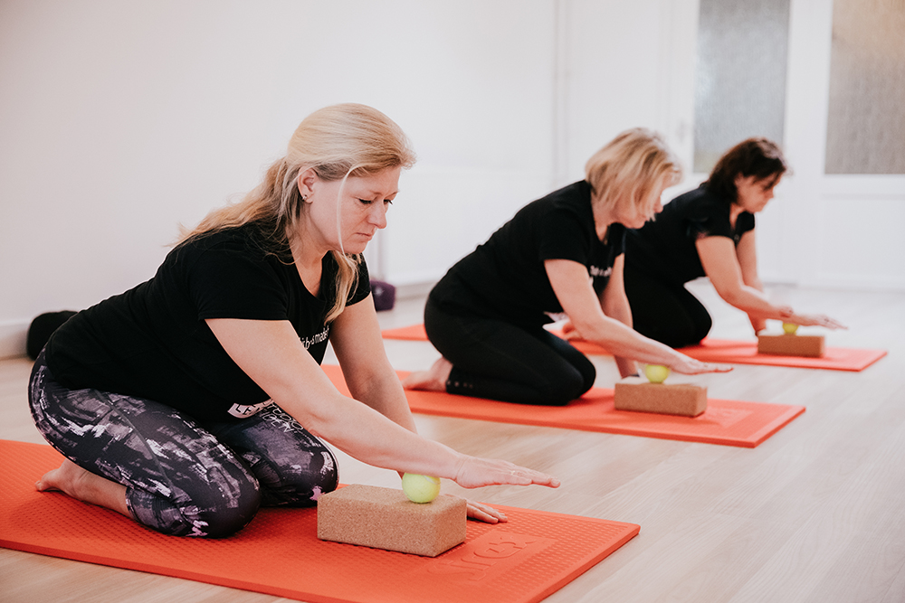 Pilates Studio Leiden training en advies