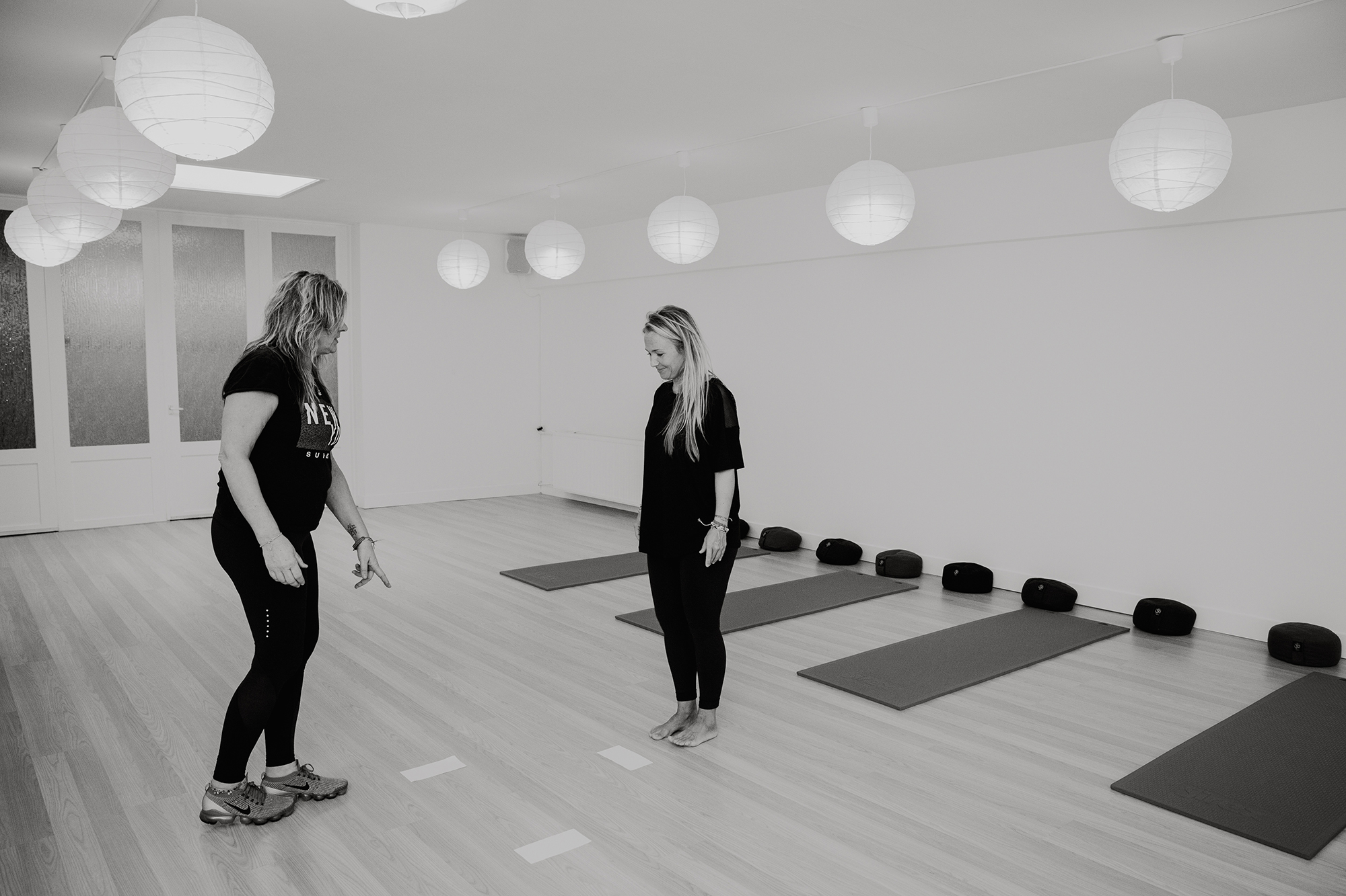 Pilates Studio Leiden coaching